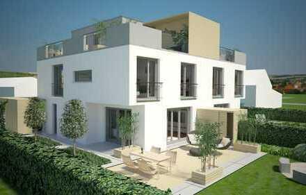 Moderne Doppelhaushälfte im Neubaugebiet Eckertsberg