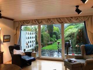Sehr gepflegtes Reihenhaus mit idyllischem Garten