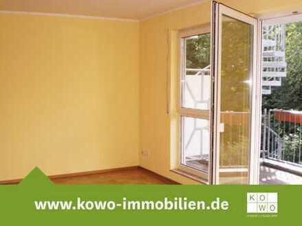 Helle 2-Zimmer-Wohnung mit Loggia, Parkett und Tiefgarage in Leipzig-Gohlis