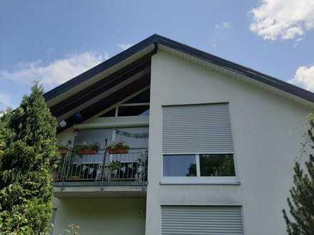 Freundliche 4-Zimmer-Wohnung mit Balkon in Rottenburg-Bad Niedernau