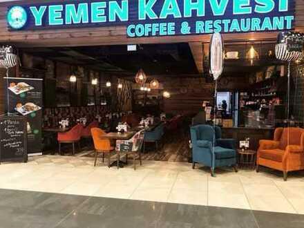 Erfolgreiches Franchise Café direkt vom Franchiser zur Übernahme im Milaneo