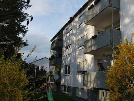 4 ZKB mit Balkon im Erdgeschoß in Landau / Offenbach