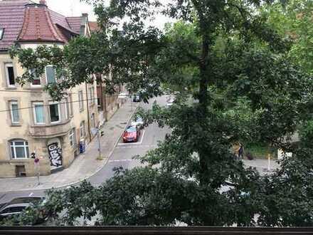 4-Zimmer-Wohnung mitten im Stuttgarter Westen