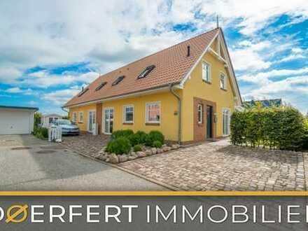 Ostseebad Rerik | Hochwertig ausgestattete DHH in exklusiver Wohnsiedlung nahe dem Strand & Ortskern
