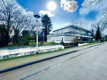2tes Baugrundstück mit 897qm direkt am Park von Rastatt
