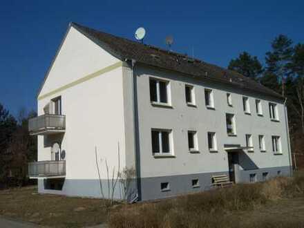4-Zimmer-Wohnung mit Balkon in grüner Umgebung