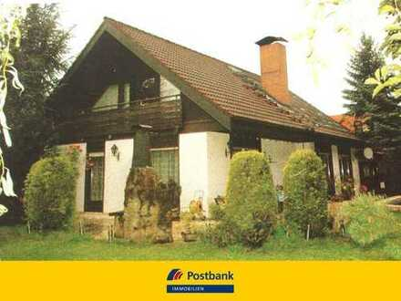 Viel Platz für die Familie - Freistehendes Haus in sehr ruhiger Lage !