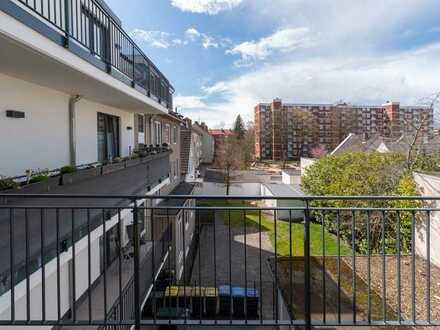 Geestemünde // Erstklassige 2,5-Zimmer-Wohnung mit Balkon