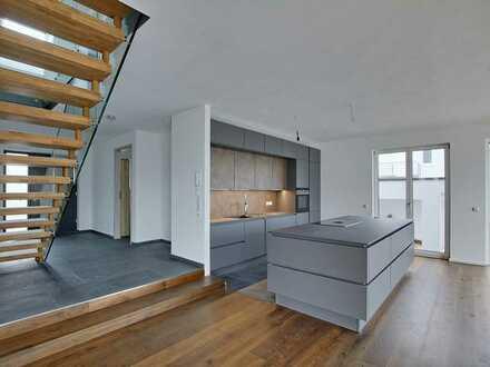 Erstbezug: Modernes Einfamilienhaus in Top Lage