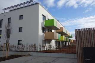 Erstbezug mit EBK und Balkon - optional - Teilmöbliert: exklusive 3-Zimmer-Wohnung in Heilbronn