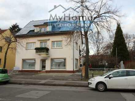 Grundsaniertes Wohnhaus mit zwei Wohnungen und Ladengeschäft in Mannheim zu verkaufen ! ! !