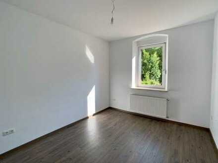 Erstbezug nach Sanierung: attraktive 4-Zimmer-Erdgeschosswohnung in Marktredwitz