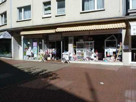 Witten/Ruhr, ca. 98.000 Einwohner, Büro-/Praxisräume, Fußgängerzone gegenüber Galeria Kaufhof