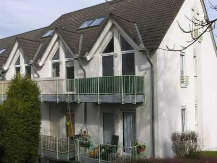 Provisionsfrei für den Käufer ! Helle Maisonettenwohnung in ruhiger Feldrandlage Rümmelsheim