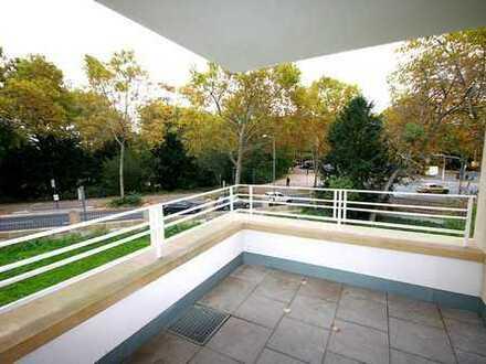 Luxus in allerbester Lage: 4-Zimmer-Wohnung mit großzügigem Balkon in der Oststadt Mannheims