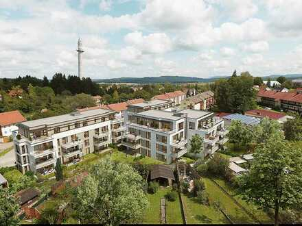 "Wohnpark "" Zum Turmblick"" - Burkardstr. 15 - Rottweil -H3W9"