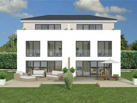 Architekten-Doppelhaus auf höchstem Niveau!