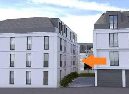 Wagner Carré - Wohnen im Zentrum von Wiesloch - Wohnung 17 im 1. OG mit ca. 117 m² #5430-17