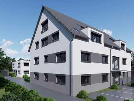 3Zim. Wohnung 92,8 m² nach LBO Barrierefrei, Erdgeschoss mit Südterrasse. Neubau in Nebringen!