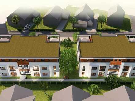 Neubau 2- Zimmer EG -Wohnung zu vermieten