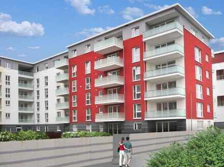 Für den exclusiven Geschmack: neuwertige Dachgeschoss-Wohnung im Citypark mit Terrasse