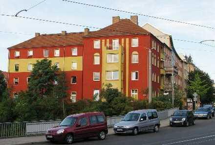 Schöne 4-Raum-Wohnung im 3. Obergeschoss