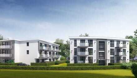Garten-Wohnung Neubauprojekt in Frankfurt West !!!