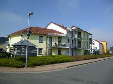 Solide Kapitalanlage - barrierefreie Seniorenwohnung 2 ZKB mit Sonnenbalkon