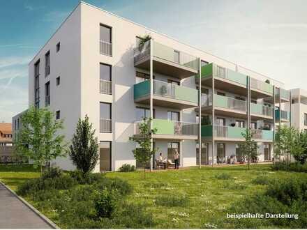 """W1.4 im 1. OG / Barrierefeies Wohnen in der """"Residenz am Königsberger Platz"""" Bad Windsheim"""