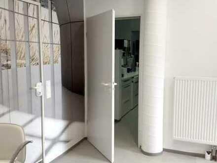 Bürofläche, Wände individuell einziehbar