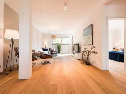 Neue traumhaft schöne Dachgeschosswohnung in ruhiger, grüner uns sonniger Lage