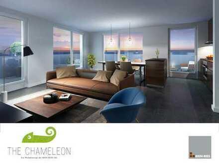Luxus ganz oben – Penthouse Wohnung in Frankfurt