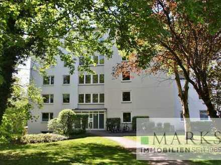 Hochwertig renovierte 2-Zimmer-Wohnung - Lübeck St. Gertrud