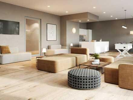 Optimales Apartment mit 2 Zimmern in zentraler Lage