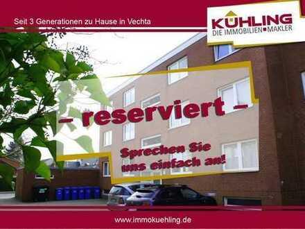 Kaptitalanlage! Vermietete 3-Zimmer-Wohnung in Uni-Nähe.