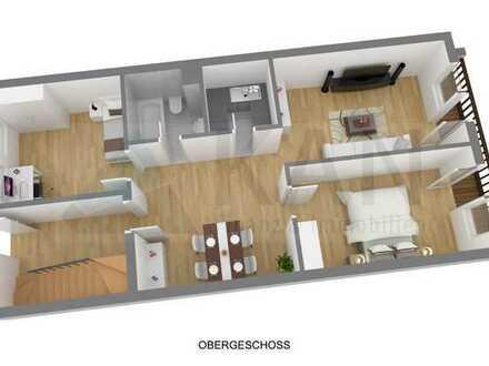 3 Zimmer Obergeschoss Wohnung zu Verkaufen. Ideal als Kapitalanlage oder auch zum Selbstnutzen