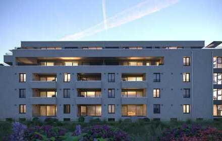 Für Sonne den ganzen Tag - Neubau Penthouse mit 45 m² Süd-West-Dachterasse!
