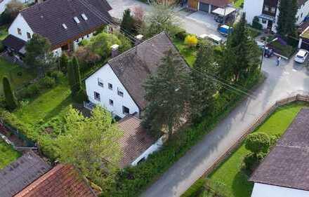 freist. EFH in ruhiger Lage Weilheim-UH, großer Garten, Modernisierungsbedarf