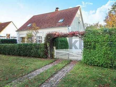 Charmantes 5-Zi.-EFH mit Garten in idyllischer Lage von Drewelow