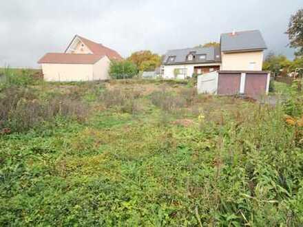 Voll erschlossenes Grundstück in Bad Abbach/Poikam! EFH od. 2 DHH möglich!