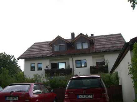 Exklusive, vollständig renovierte 4-Zimmer-Wohnung mit Balkon in Kirchheim