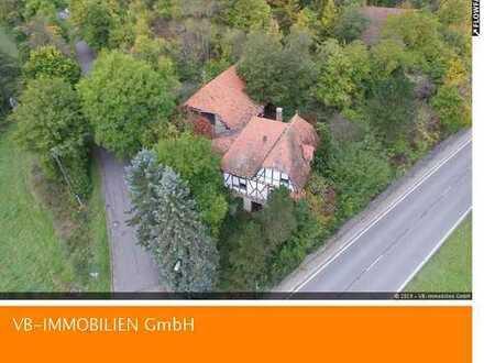 Abrissgrundstück in 74842 Billigheim-Allfeld...