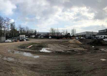 Wirtschaftsförderung Mülheim bietet an: erschlossenes Gewerbegrundstück in Dümpten, nahe A40