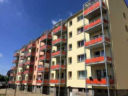 Tolle 3-Raumwohnung mit Balkon,Erstbezug nach Sanierung