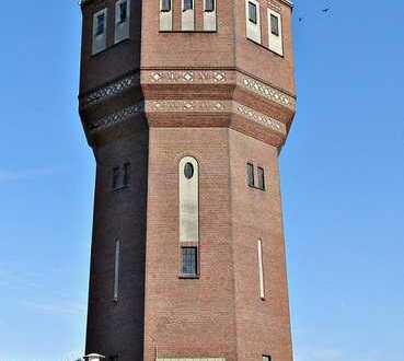Wasserturm mit Ausbaupotential