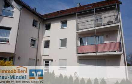 Gepflegte 2-Zimmer-Wohnung in Dillingen