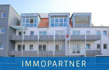 IMMOPARTNER - Wohnen Sie mit einer hohen Lebensqualität!