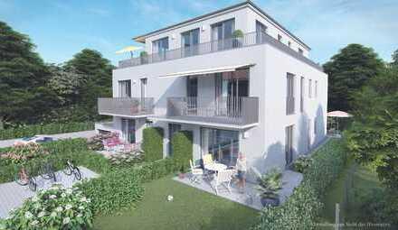 exklusive 3 - Zimmer Erdgeschoss - Gartenwohnung (Wohnung 2)
