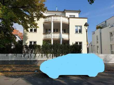 Rheinblick: exklusive, geräumige und neuwertige 4-Zimmer-Wohnung mit Balkon/Garten