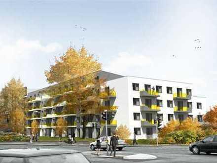 S+S Immobilien - Neubau - 2- Zimmer Wohnung - Apart - Frankfurt
